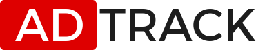 AdTrack Logo Red